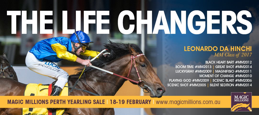 2019 Magic Millions Perth Yearling Sale