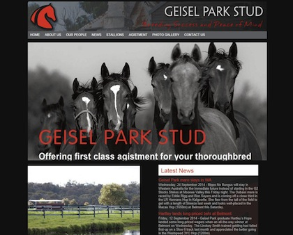 Geisel Park Pty Ltd