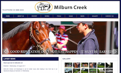 Milburn Creek